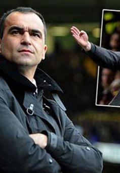 Đại chiến Everton - Man Utd: Khi Martinez mắng David Moyes