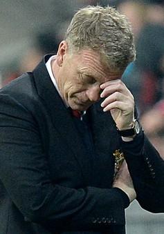 CHÍNH THỨC: Man Utd sa thải HLV David Moyes