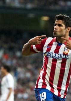 Diego Costa nhất trí gia nhập Chelsea với giá 75 triệu bảng