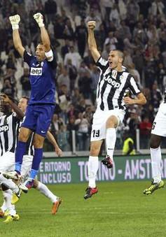 AS Roma dâng Scudetto cho Juve trước 3 vòng đấu