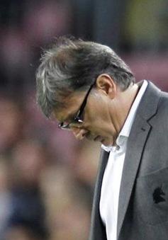 Barca chính thức mất La Liga, HLV Martino nhận trách nhiệm