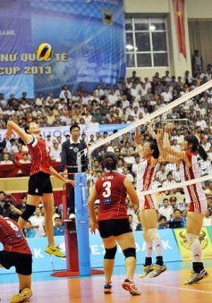 VTV Cup 2014: Lịch thi đấu và tường thuật trực tiếp