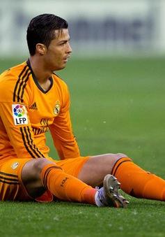 Champions League: Cris Ronaldo có thể vắng mặt trong trận chung kết