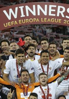 Đánh bại Benfica trên chấm 11m, Sevilla đăng quang Europa League
