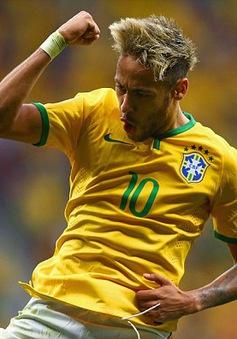 Brazil - Chile: Nâng bước vũ khúc Samba (23h00, VTV6)