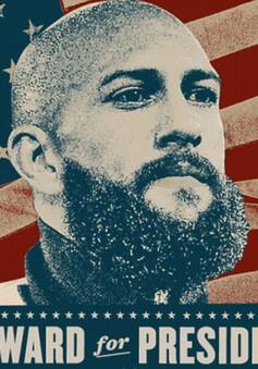 Ảnh chế: Howard ra tranh cử Tổng thống Mỹ