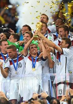 """Argentina 0-1 Đức: Goetze ghi """"bàn thắng vàng"""" đem về chức vô địch cho """"Cỗ xe tăng"""""""