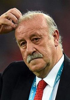 """HLV Del Bosque vẫn """"tham quyền cố vị"""" tại ĐT Tây Ban Nha"""