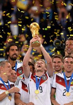 Đi tìm lời giải cho chức vô địch World Cup 2014 của ĐT Đức