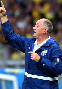 Chia tay ĐT Brazil, Scolari đã tìm ngay được việc mới