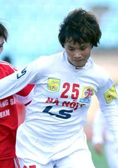 Hà Nội 1 vô địch giải bóng đá nữ VĐQG 2014