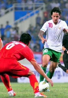 AFF Cup 2014: ĐTVN gặp Indonesia trận ra quân