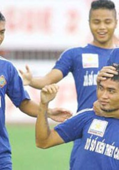 Thắng dễ An Giang, Cần Thơ thăng hạng V-League