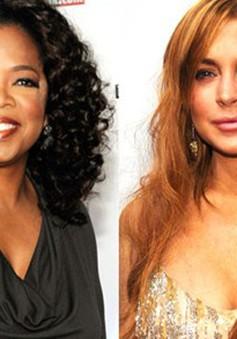 """Oprah Winfrey làm phim tài liệu về """"nữ hoàng rắc rối"""""""