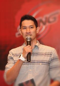 """Huy Khánh thay Dustin Nguyễn làm MC """"Cuộc đua kì thú"""""""