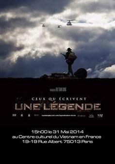 """""""Những người viết huyền thoại"""" lần đầu chiếu tại Pháp"""