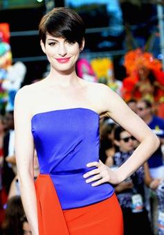 Mix đồ đẹp như Anne Hathaway
