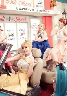 Nhóm nhạc Secret sang Việt Nam may áo dài