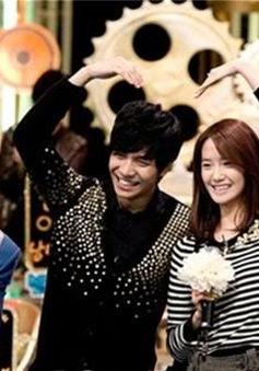 Lee Seung Gi và Yoona ngày càng tâm đầu ý hợp