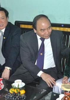 Phó Thủ tướng Nguyễn Xuân Phúc chúc Tết tại Quảng Ngãi