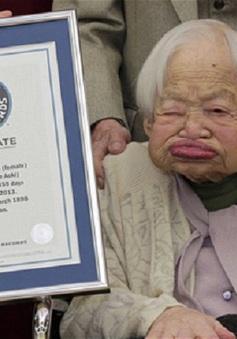 Cụ bà 114 tuổi là người già nhất thế giới