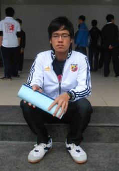 Nghị lực mạnh mẽ của chàng sinh viên dân tộc Nùng