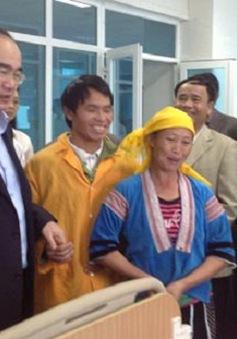 Phó Thủ tướng Nguyễn Thiện Nhân làm việc tại Lai Châu