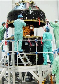 Hoàn tất công tác chuẩn bị phóng vệ tinh VNREDSat-1