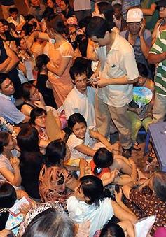 Hà Nội tiếp tục bốc thăm vào trường mầm non