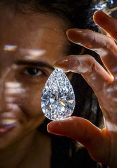 Viên kim cương đắt nhất có giá 26,7 triệu USD