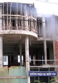Trà Vinh: Đập bỏ hàng loạt công trình kém chất lượng
