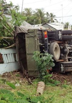 Xe chở quân nhân gặp nạn, 1 người tử vong tại chỗ