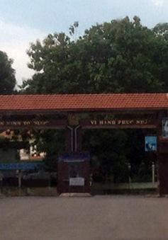 Phạm nhân trại giam Xuân Lộc từ bỏ hành vi chống đối