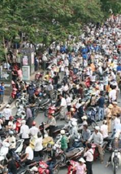 Thu phí đường bộ xe máy: Còn nhiều vướng mắc