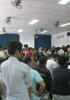 TP.HCM: Cần khoảng 25.000 lao động trong tháng 9