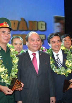 Trao giải thưởng Sao Vàng đất Việt năm 2013