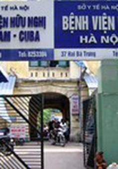 Sở Y tế Hà Nội họp báo về vụ BV Mắt Hà Nội bị tố cáo