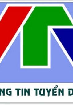 Văn phòng Đài truyền hình Việt Nam thông báo tuyển dụng