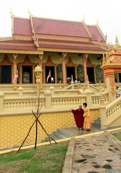 Khánh thành quần thể chùa Khmer Nam Bộ tại Hà Nội