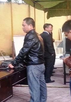 Chùm ảnh phiên tòa xét xử Dương Chí Dũng