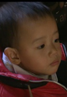 Cháu Hoàng Thành Công mắc bệnh tim bẩm sinh mong được trợ giúp