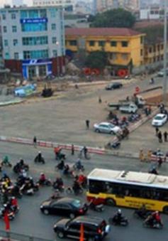 Chốt phương án lưu thông tại nút giao thông phức tạp nhất Hà Nội