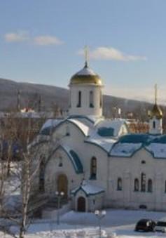 Xả súng tại nhà thờ ở Nga, 2 người chết