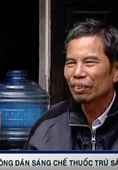 Người nông dân 30 năm nếm… thuốc trừ sâu thảo dược