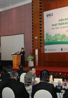 Diễn đàn Doanh nghiệp Phát triển Bền vững Việt Nam 2014