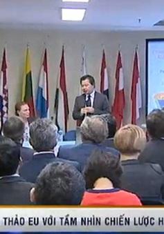 """""""Liên minh châu Âu - đối tác toàn cầu với tầm nhìn chiến lược hướng tới châu Á"""""""