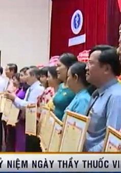 TP Cần Thơ kỷ niệm 59 năm ngày Thầy thuốc Việt Nam