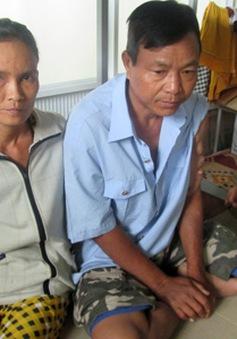Vợ hiền chăm chồng tám năm chống chọi với suy thận