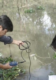 Nước mặn xâm nhập sâu từ 40-50km tại ĐBSCL
