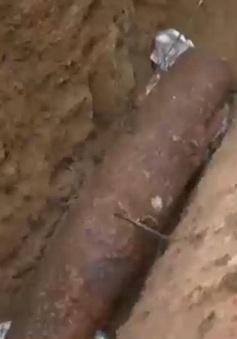 Hà Tĩnh: Hủy nổ an toàn quả bom hơn 200kg